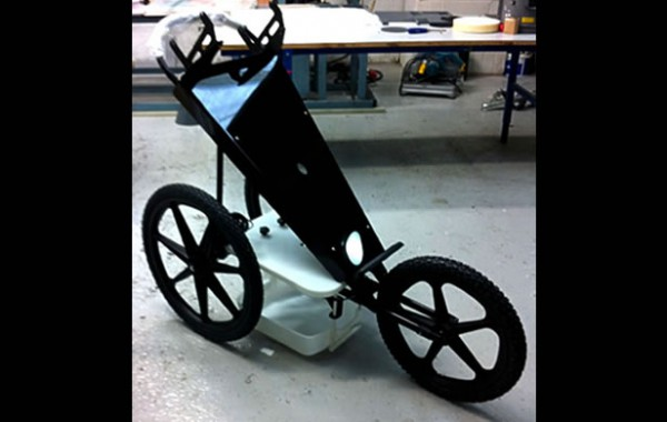 Geophysical Survey Buggy
